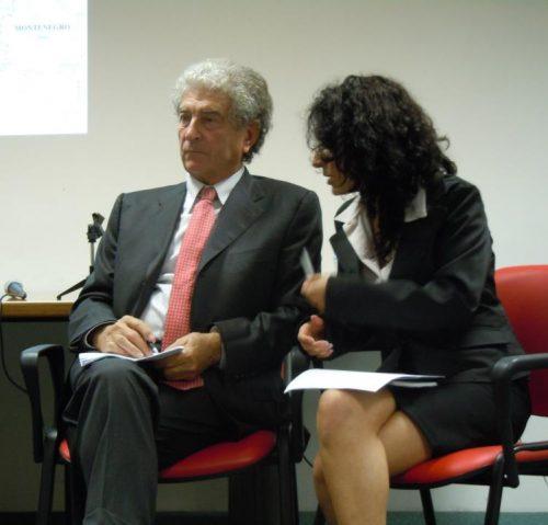 Chuchotage a Roma - Interprete Silvia Cicciomessere