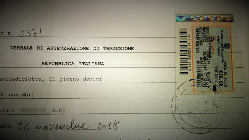 Traduzioni giurate a Roma: asseverazioni e apostille