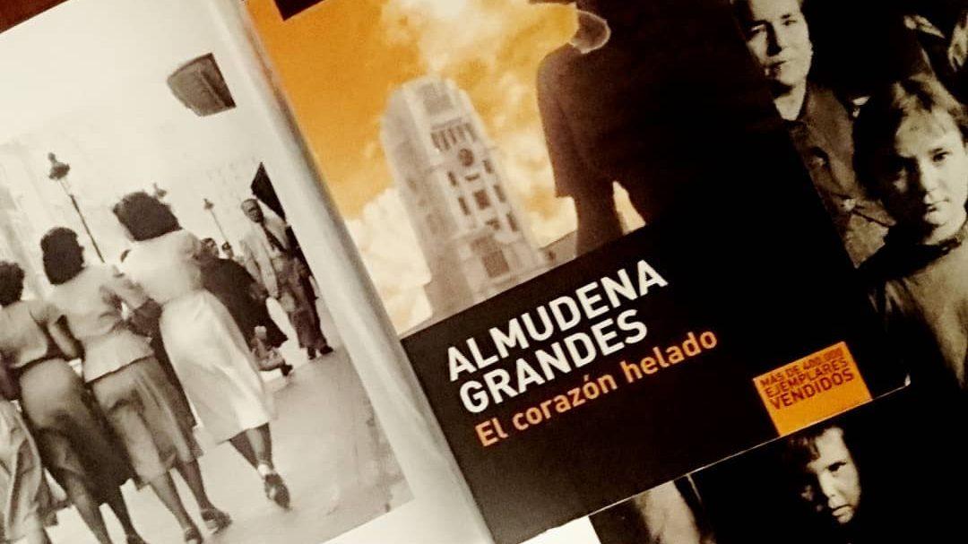 The Frozen Heart by Almudena Grandes Spanish Literature