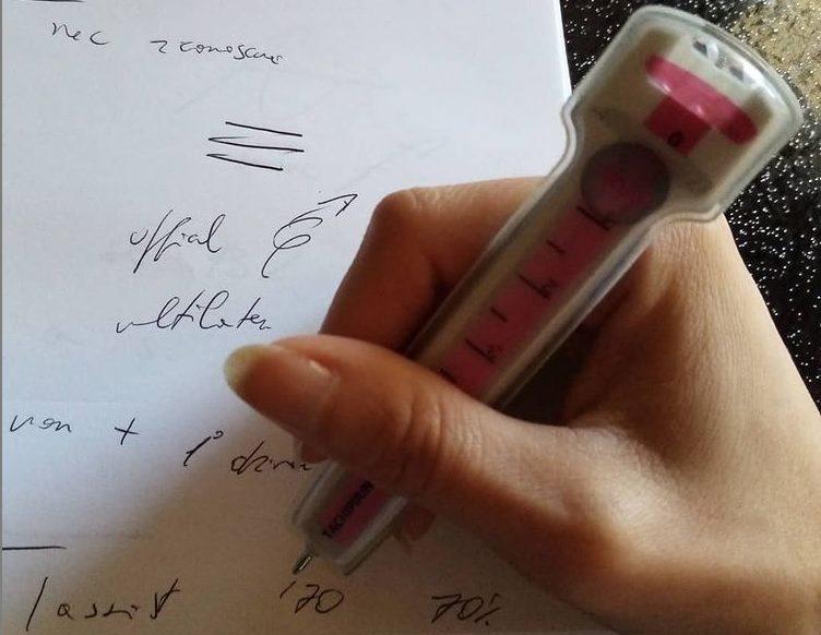 Medical interpreter note taking